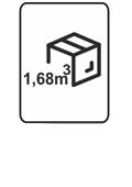 1.68m