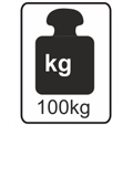 100kg