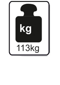 113kg
