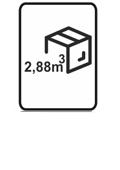 2.88m